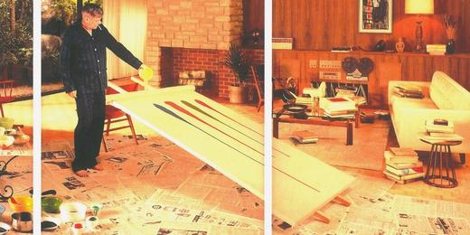 Rodney Graham - couverture de la revue DITS no 21 - Paresse - MAC's