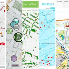 revue du web - URBN - cartographies urbaines