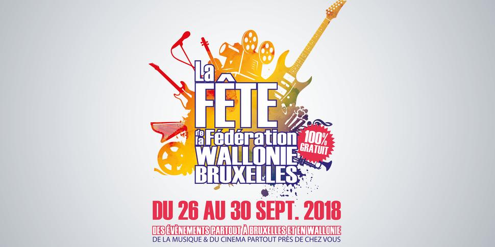 La fête de la fédération wallonie bruxelles