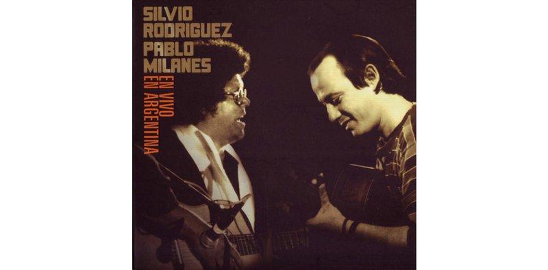 Silvio Rodriguez & Pablo Milanes