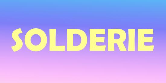 Solderie