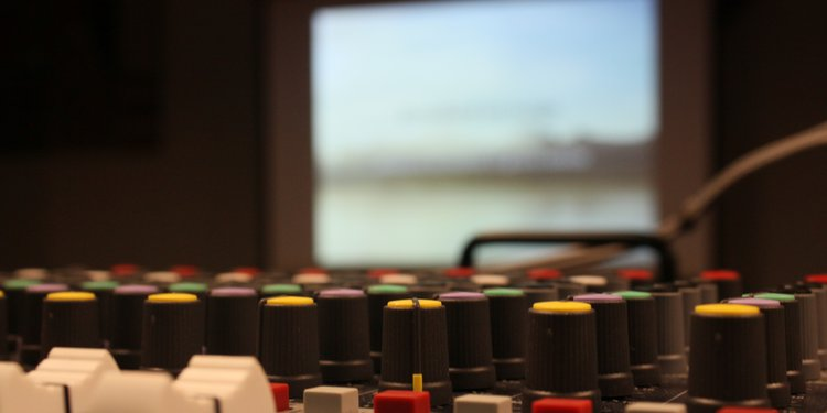 Stage d'été : Création audio-visuelle