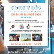 Stage Vidéo Bastogne 24 au 28 août 2020