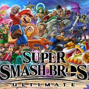Super smash brox ultimate