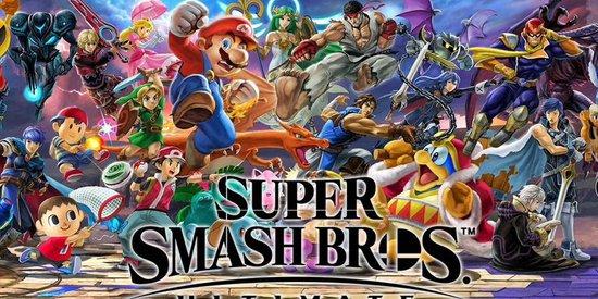Super smash brox ultimate