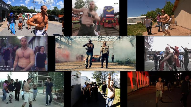 technoviking - 20 years - nova cinema - captures d'écrans