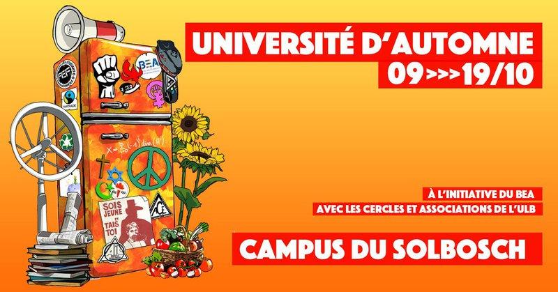 Université d'Automne 2017