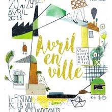 Avril en ville - urbAgora - Liège 2018