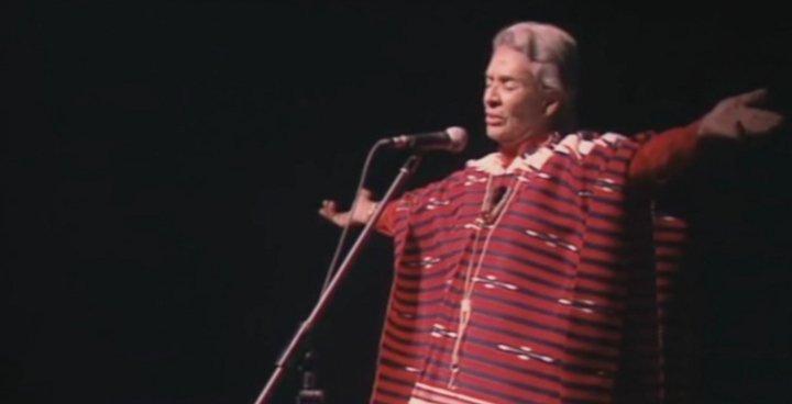 Chavela Vargas à Madrid