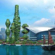 villes du futur