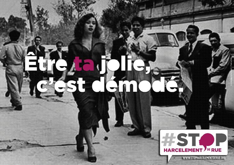 visuel site web Stop au harcèlement de rue