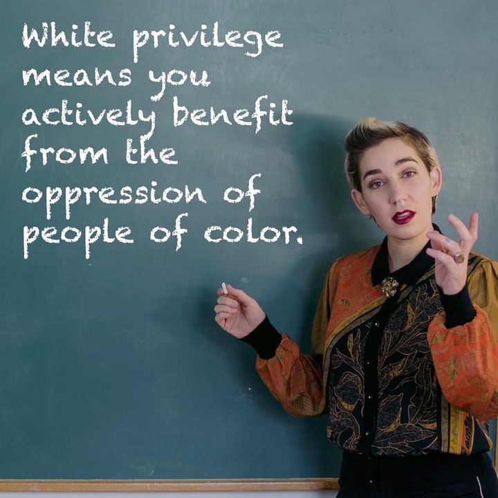 white privilege 4